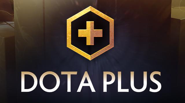 Dota Plus logo